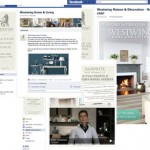 Screenshot: Facebook Apps für westwing Shopping-Club
