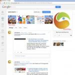 Beispiel: Google+ Profil für Unternehmen