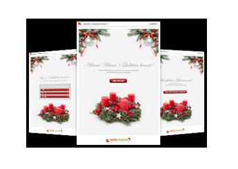 Webvitamin Adventskranz App
