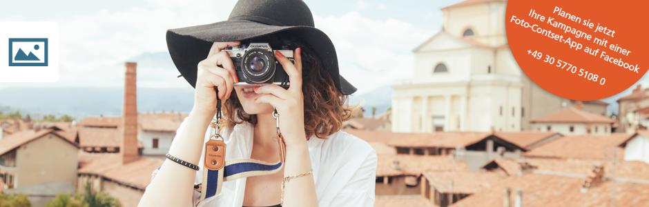 webvitamin Facebook Fotowettbewerb App