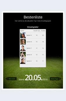 fussball tippen app